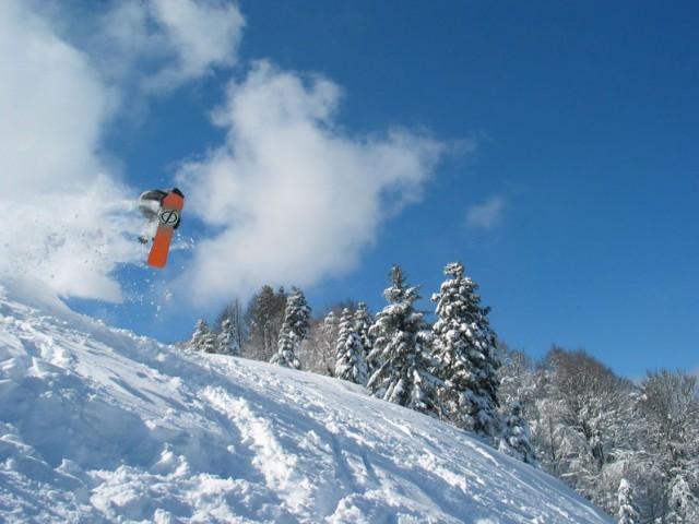Activites hiver ballons hautes vosges
