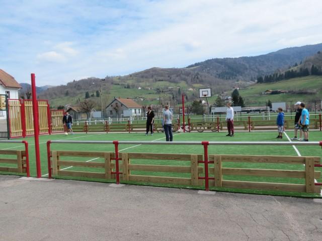 Spielplätze und Stadtparks