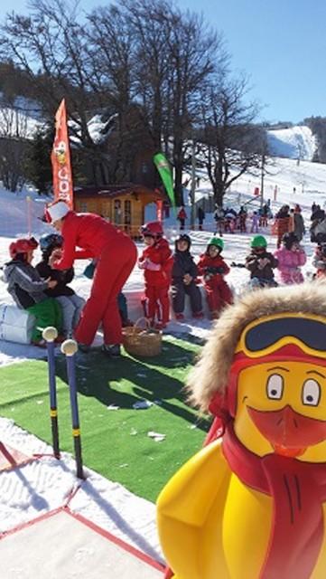 Ski famille Ballons Hautes Vosges