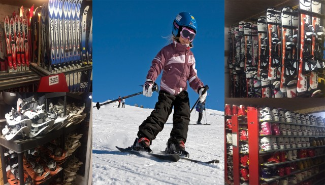 Alle Verleihstellen für Winterausrüstung