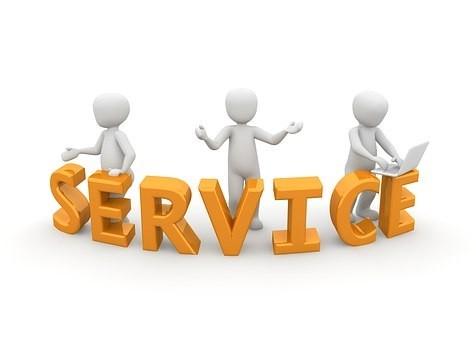 Dienstleistungen - Praktisches Leben - Zugangsmittel