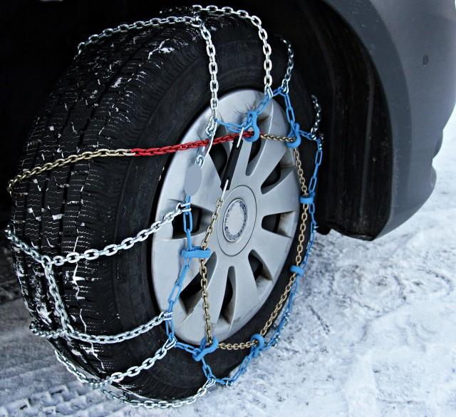 Points  de vente de chaînes à neige