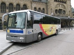 Coach connections from  Remiremont