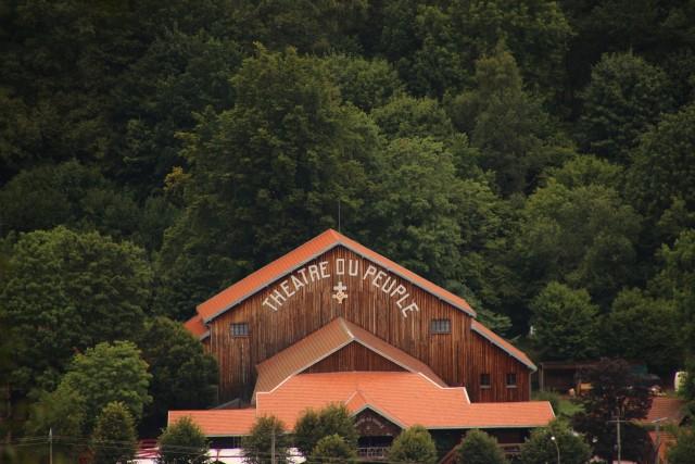 The Théâtre du Peuple
