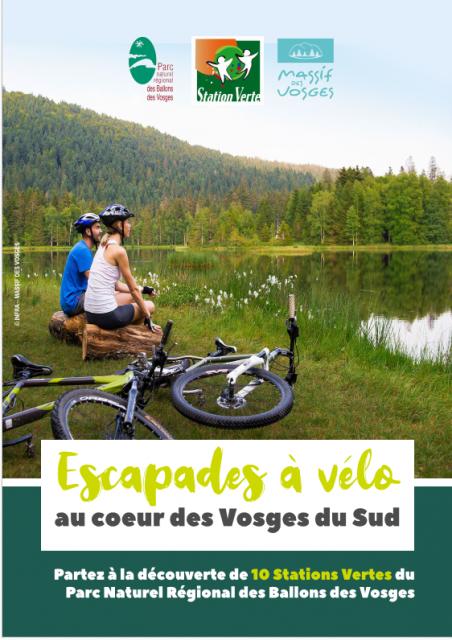 Fahrrad Abstecher mitte im Herzen des Südvogesen Gebirge