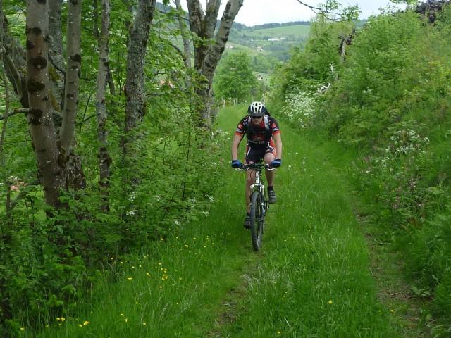 Unsere Mountainbike Strecken